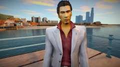Kazuma Kiryu - Yakuza for GTA San Andreas