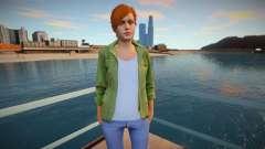 Mary Jane Watson for GTA San Andreas