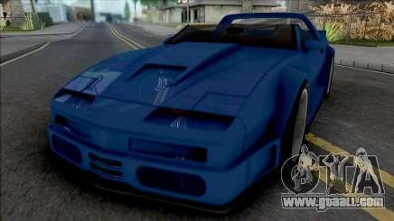 Pontiac Firebird Roadster Concept Custom for GTA San Andreas