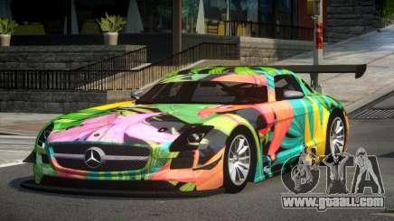 Mercedes-Benz SLS GT-I S7 for GTA 4