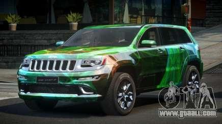 Jeep Grand Cherokee SP S3 for GTA 4