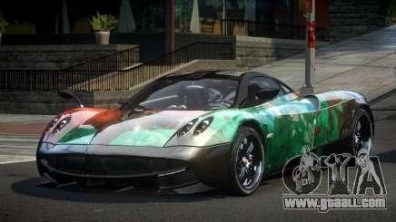 Pagani Huayra GS S10 for GTA 4