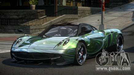 Pagani Huayra GS S4 for GTA 4