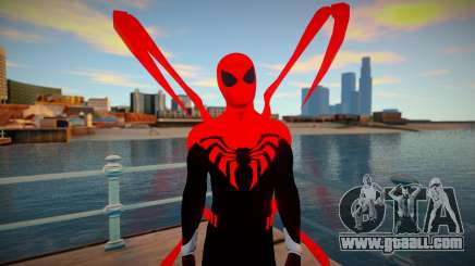 Spider-Man Custom MCU Suits v4 for GTA San Andreas