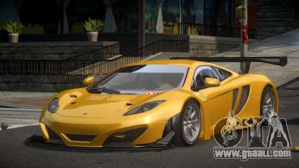 McLaren MP4 GS-R for GTA 4