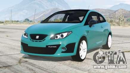 Seat Ibiza Cupra 2009 for GTA 5