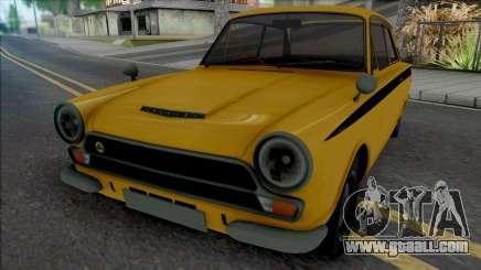 Ford Lotus Cortina for GTA San Andreas