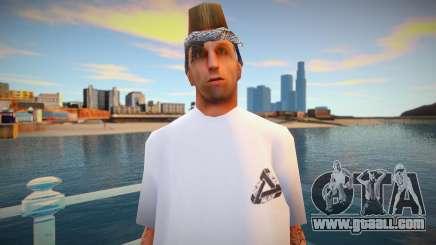Fashionable wmybar for GTA San Andreas