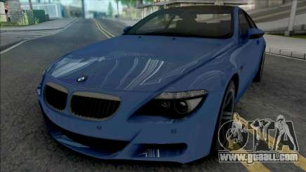 BMW M6 E63 (NFS Shift 2) for GTA San Andreas