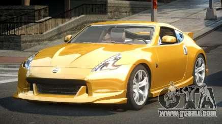 Nissan 370Z GST for GTA 4