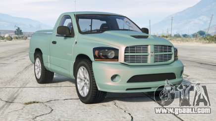 Dodge Ram SRT10 2006〡add-on v1.1 for GTA 5