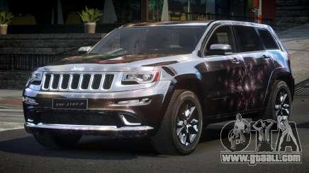 Jeep Grand Cherokee SP S6 for GTA 4