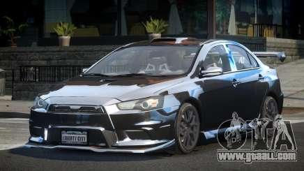 Mitsubishi Evo X SP for GTA 4