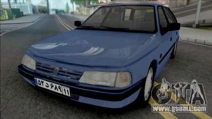 Peugeot 405 Station for GTA San Andreas