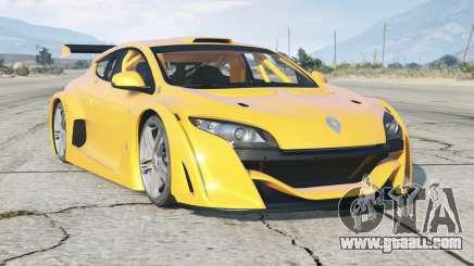 Renault Megane Trophy 2011〡add-on for GTA 5