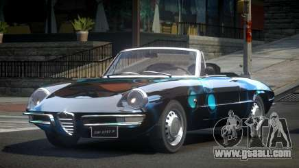 Alfa Romeo Spider SP S1 for GTA 4