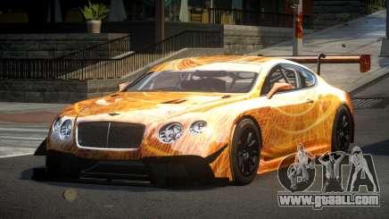 Bentley Continental SP S7 for GTA 4