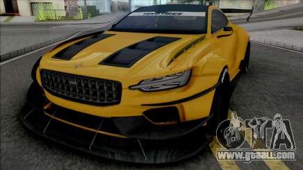 Polestar 1 2020 NFS Heat K.S Hero for GTA San Andreas