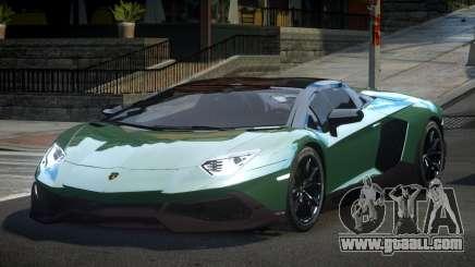 Lamborghini Aventador U-Style for GTA 4
