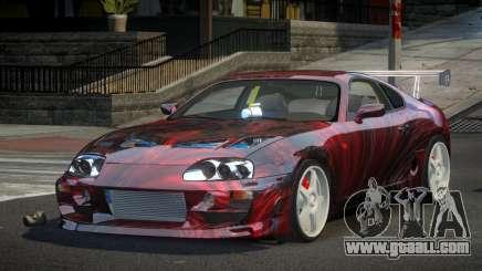 Toyota Supra M4 S10 for GTA 4