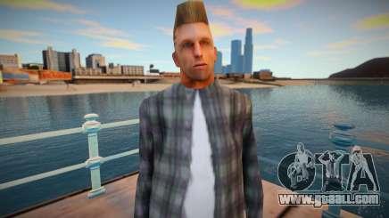 Gray Wmybar for GTA San Andreas