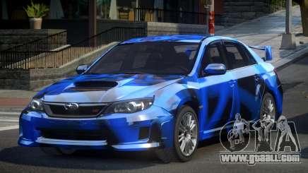 Subaru Impreza GST-R S10 for GTA 4