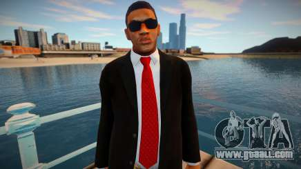 Special Agent for GTA San Andreas