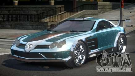 Mercedes-Benz SLR US S3 for GTA 4