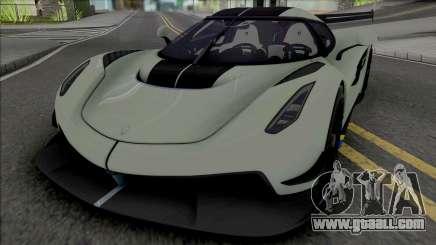 Koenigsegg Jesko 2020 & Jesko Absolute for GTA San Andreas