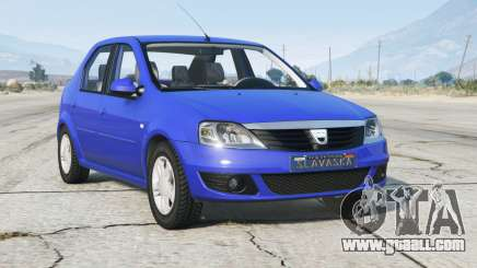 Dacia Logan Laureate 1.6 16V 2011〡add-on v1.6 for GTA 5