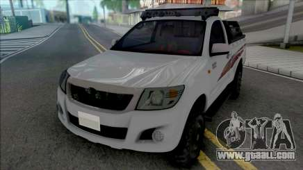 Toyota Hilux GL for GTA San Andreas