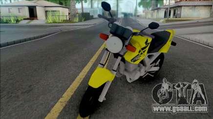 New Yellow NRG-500 for GTA San Andreas