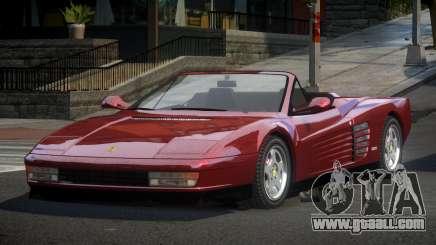 Ferrari Testarossa GS V1.0 for GTA 4