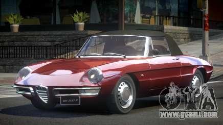 Alfa Romeo Spider SP for GTA 4