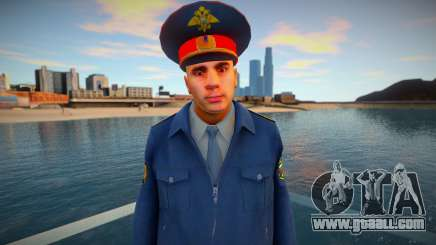 Young policeman for GTA San Andreas