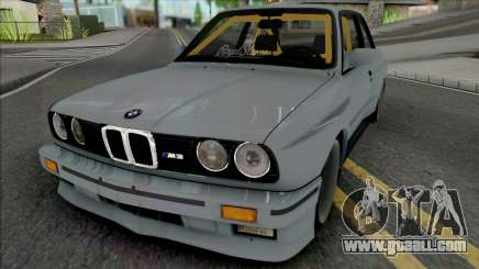 BMW M3 E30 S58 3.0 Swap for GTA San Andreas