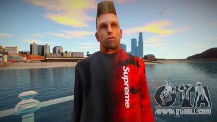 Fashionista Wmybar for GTA San Andreas