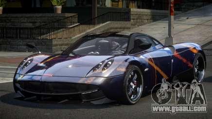 Pagani Huayra GS S3 for GTA 4