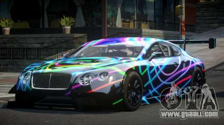 Bentley Continental SP S8 for GTA 4