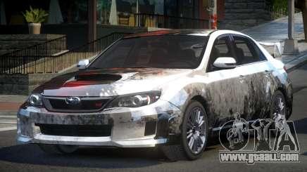 Subaru Impreza GST-R S2 for GTA 4