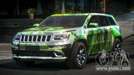 Jeep Grand Cherokee SP S9 for GTA 4