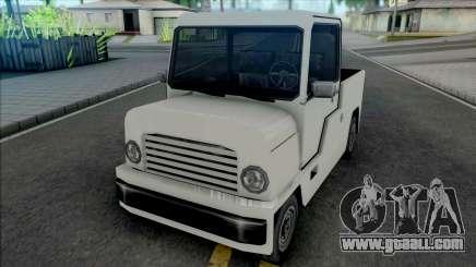 Pickup Tug for GTA San Andreas