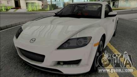 Mazda RX-8 (NFS Shift) for GTA San Andreas