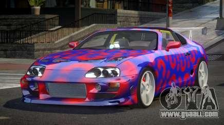 Toyota Supra M4 S9 for GTA 4
