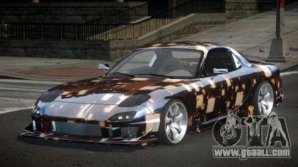 Mazda RX-7 GS S4 for GTA 4