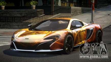 McLaren 650S BS S4 for GTA 4