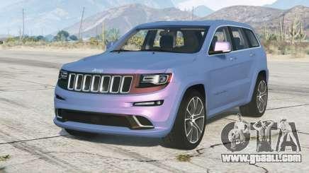 Jeep Grand Cherokee SRT (WK2) 2014〡add-on v1.4 for GTA 5