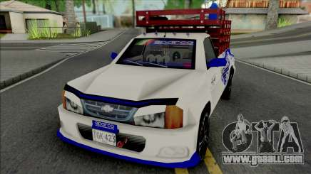 Chevrolet LUV Pick Up for GTA San Andreas