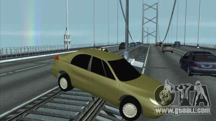 Moskvich 2143 for GTA San Andreas