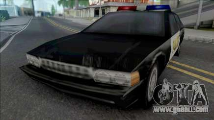 Chevrolet Caprice NFS Porsche Unleashed (PS1) for GTA San Andreas